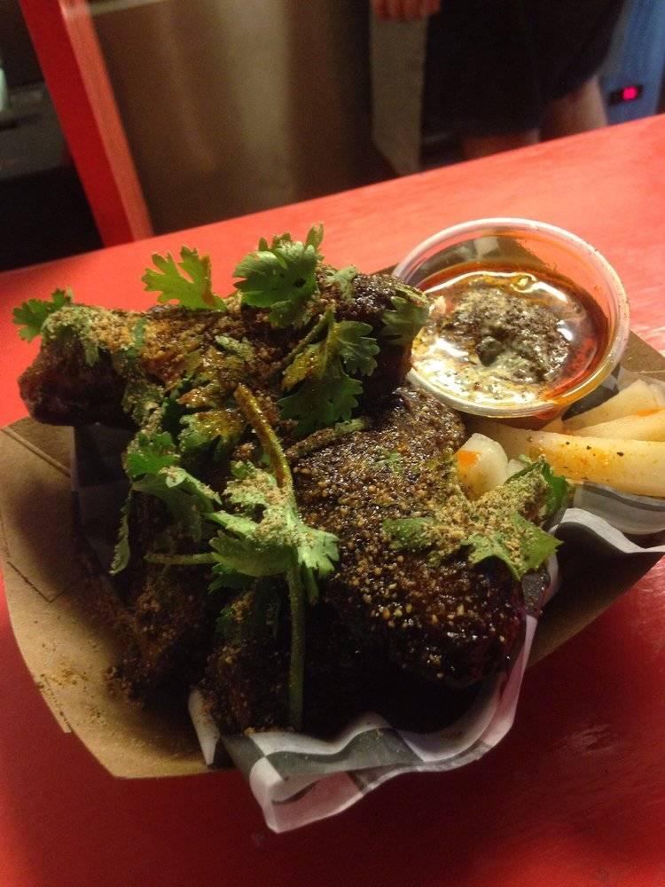 Strange Flavor | restaurant | 369 Troutman St, Brooklyn, NY 11237, USA | 3476879471 OR +1 347-687-9471