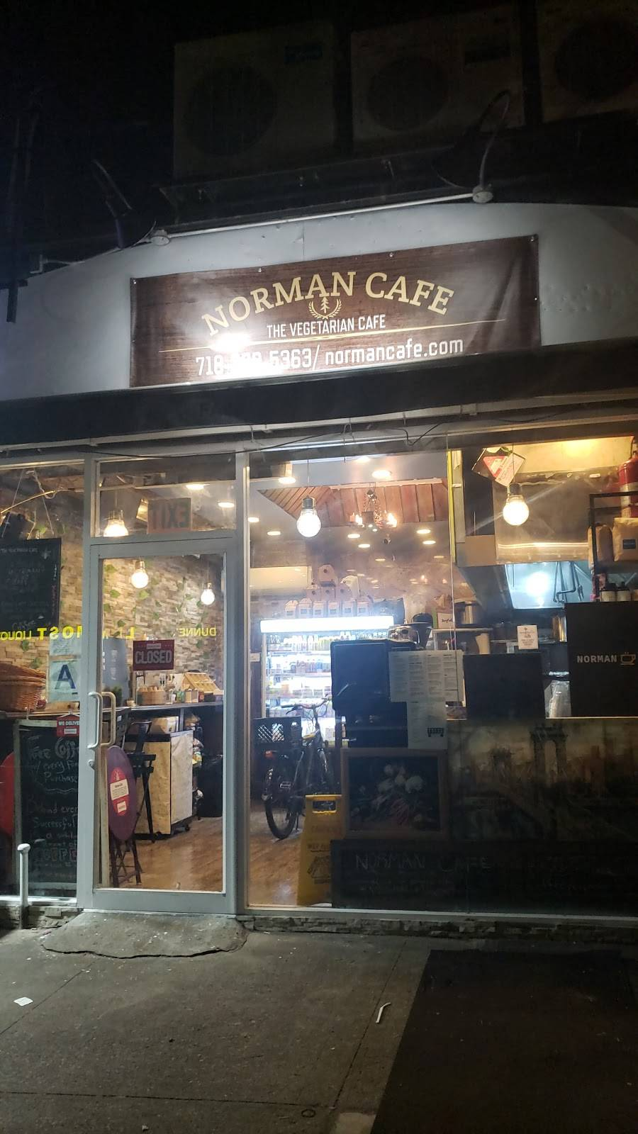 Norman Cafe | restaurant | 93 Norman Ave, Brooklyn, NY 11222, USA | 7183835363 OR +1 718-383-5363