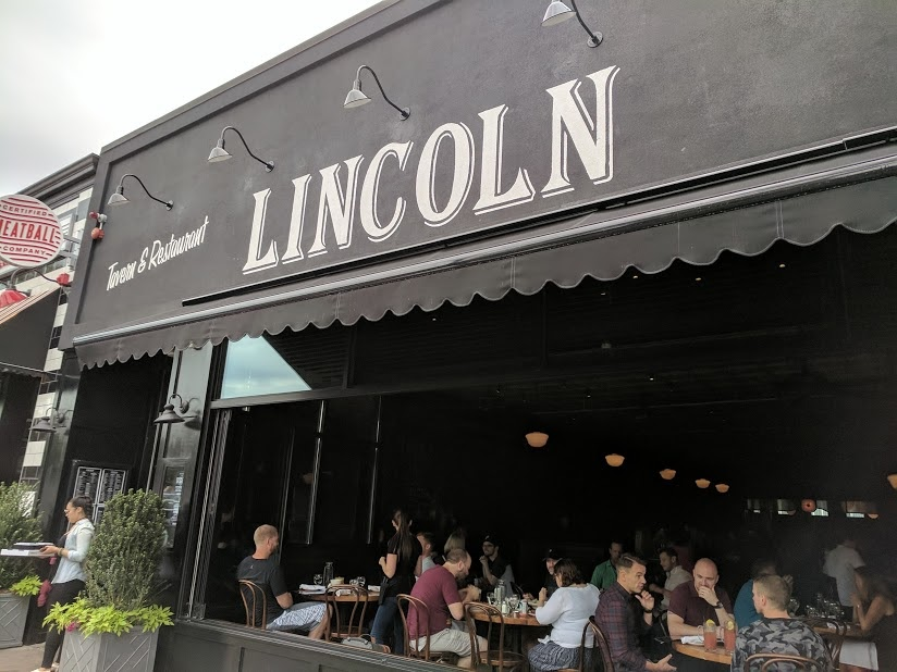 Lincoln | restaurant | 423 W Broadway, Boston, MA 02127, USA | 6177658636 OR +1 617-765-8636