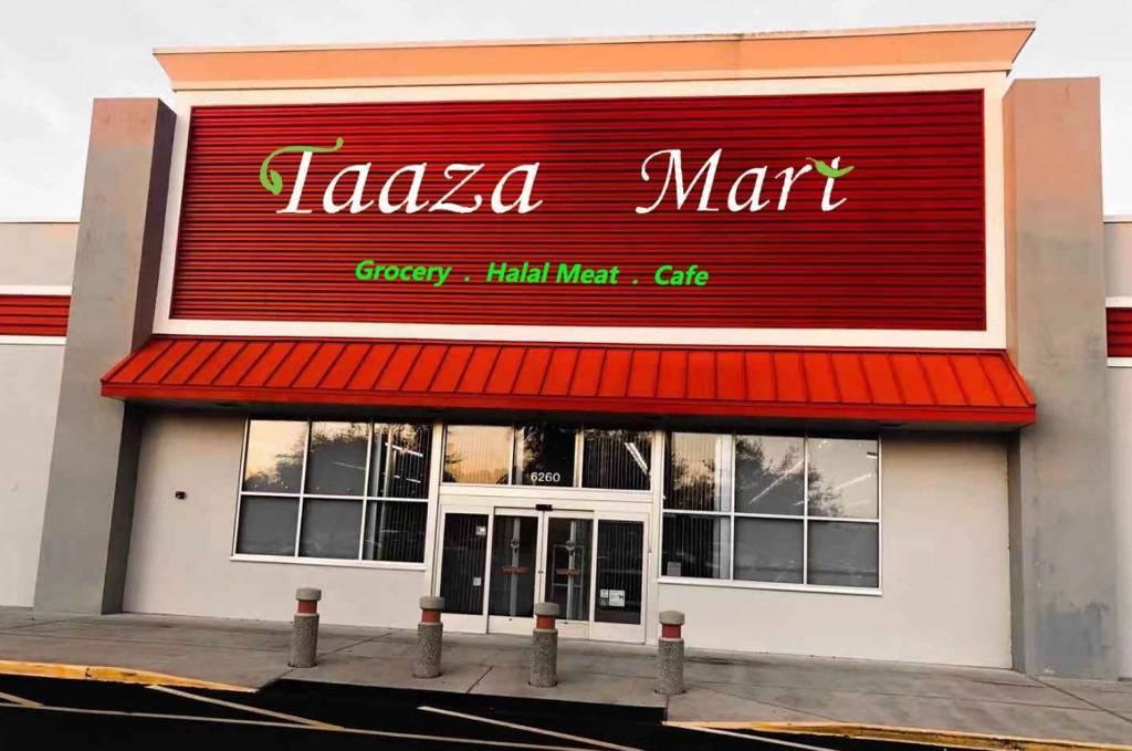Taaza Mart   cafe   6260 Commerce Palms Dr, Tampa, FL 33647, USA   8135648100 OR +1 813-564-8100