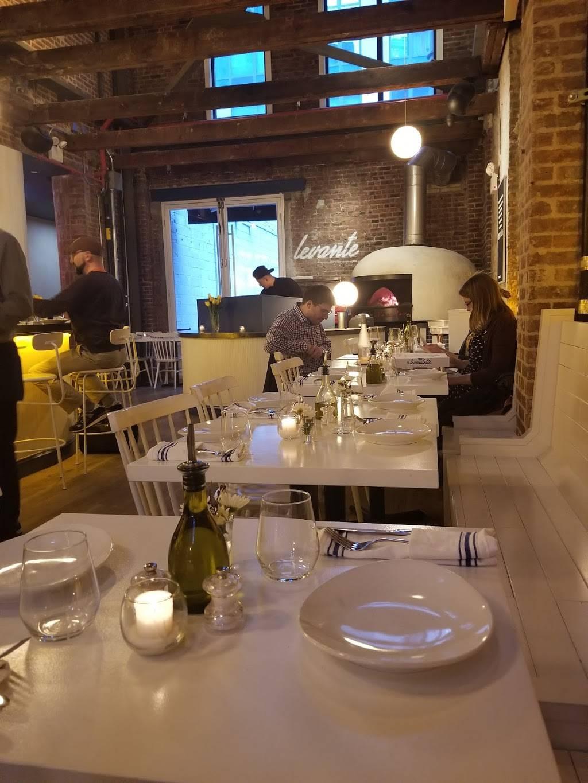 Levante   restaurant   26-21 Jackson Ave, Long Island City, NY 11101, USA   7183923885 OR +1 718-392-3885