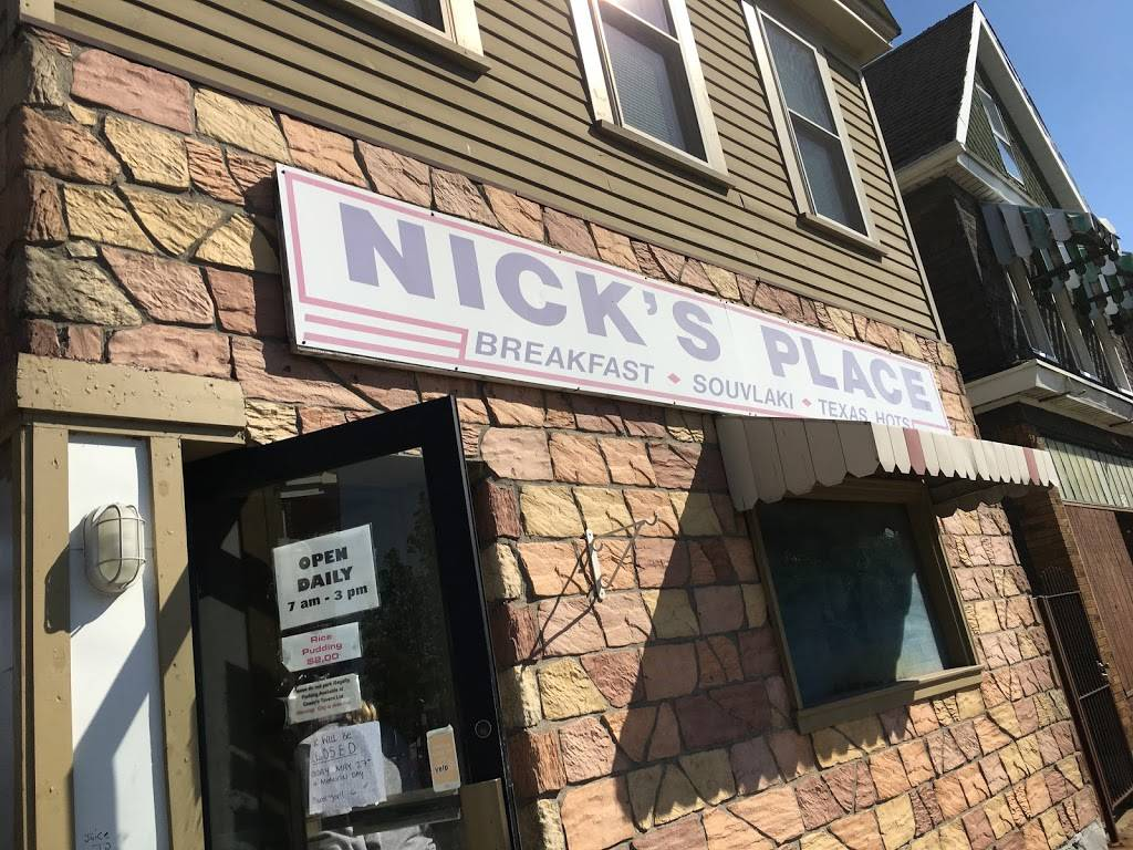 Nicks Place | restaurant | 504 Amherst St, Buffalo, NY 14207, USA | 7168711772 OR +1 716-871-1772
