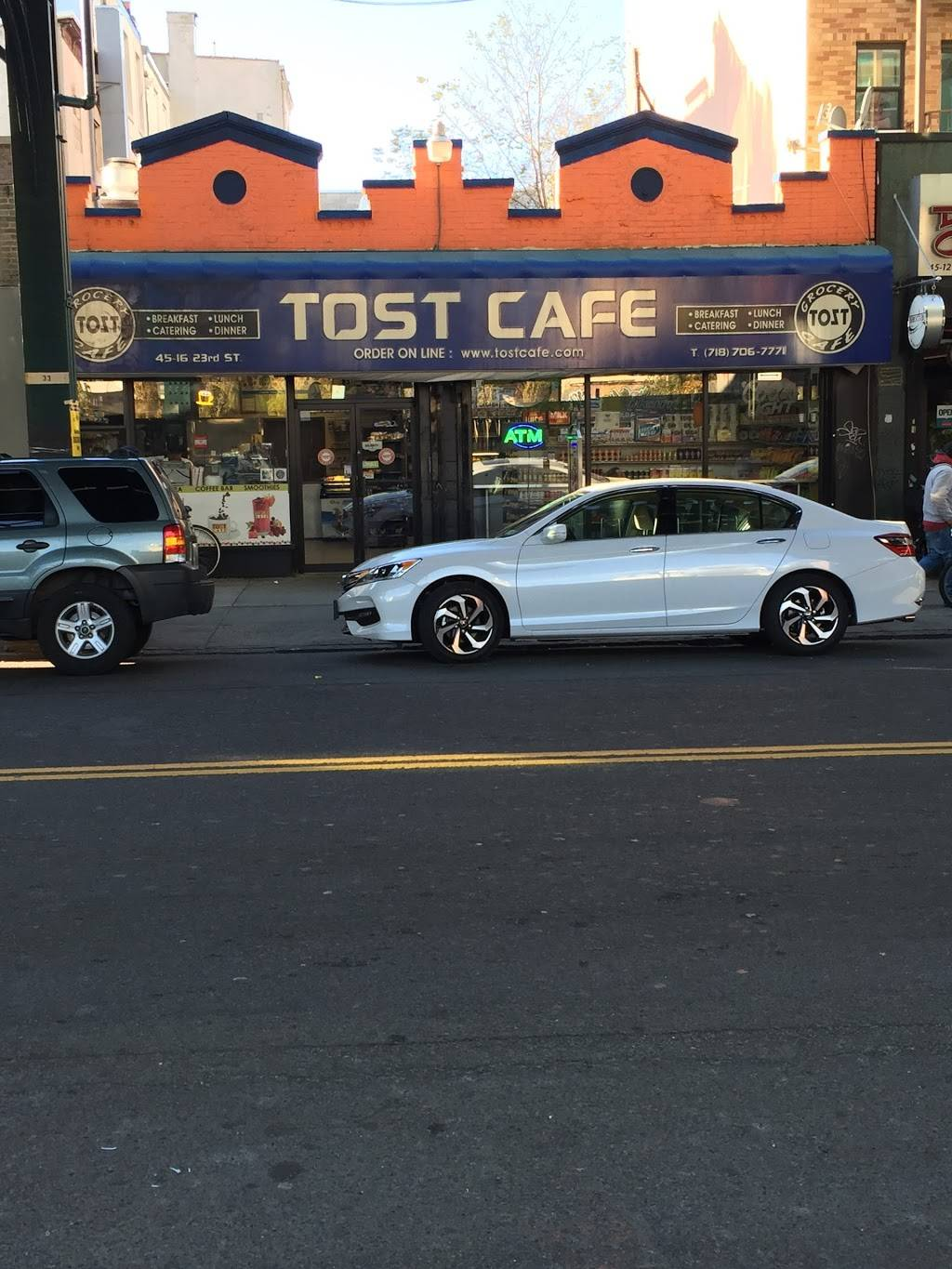 Tozt Cafe | meal takeaway | 4516 23rd St, Long Island City, NY 11101, USA | 7187067771 OR +1 718-706-7771