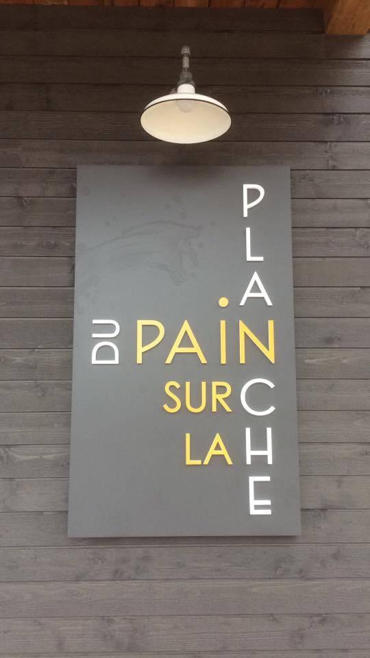 Du Pain sur la Planche   bakery   6323 Rue Salaberry, Lac-Mégantic, QC G6B 1J2, Canada   8195546956 OR +1 819-554-6956