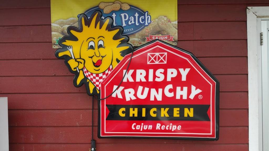 Krispy Krunchy Chicken   restaurant   2307 Border Rd, Chesapeake, VA 23320, USA   7573334233 OR +1 757-333-4233