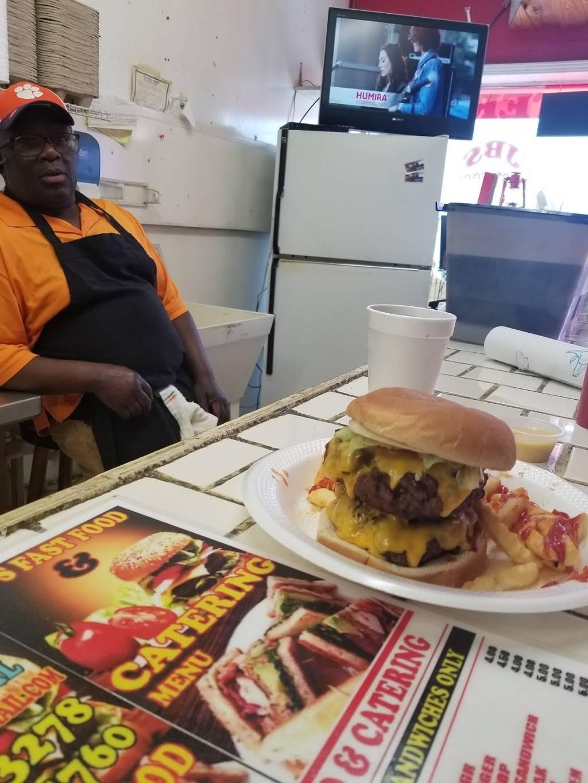 J Bs Fast Food | restaurant | 413 Edgefield St, Greenwood, SC 29646, USA | 8642233278 OR +1 864-223-3278