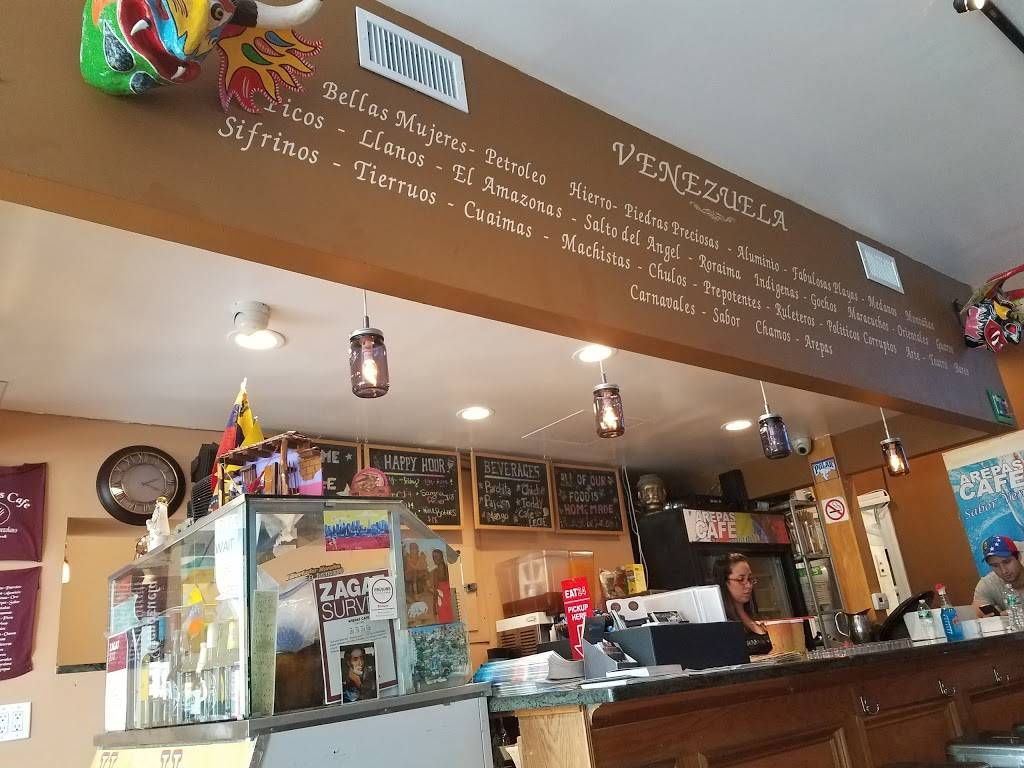 Arepas Cafe | cafe | 33-07 36th Ave, Astoria, NY 11106, USA | 7189373835 OR +1 718-937-3835