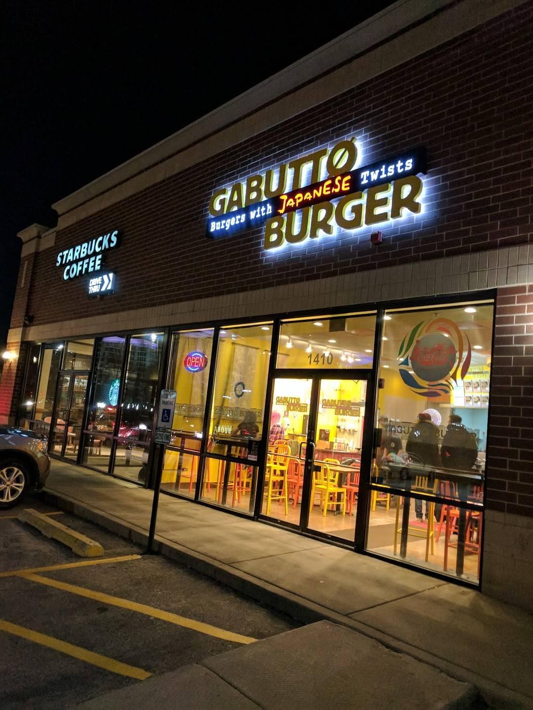 Gabutto Burger | restaurant | 1410 Golf Rd, Rolling Meadows, IL 60008, USA | 2245520007 OR +1 224-552-0007