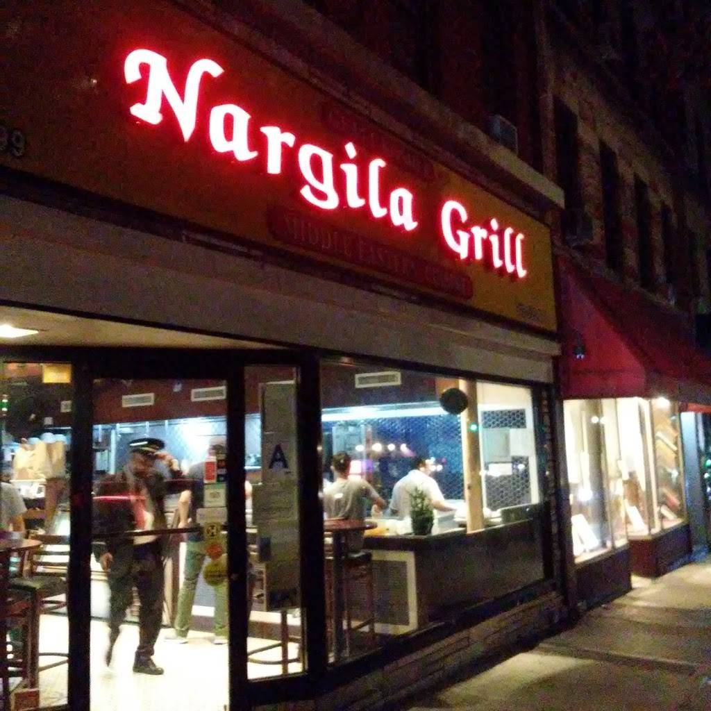 Nargila Grill | restaurant | 1599 York Ave, New York, NY 10028, USA | 2125353700 OR +1 212-535-3700