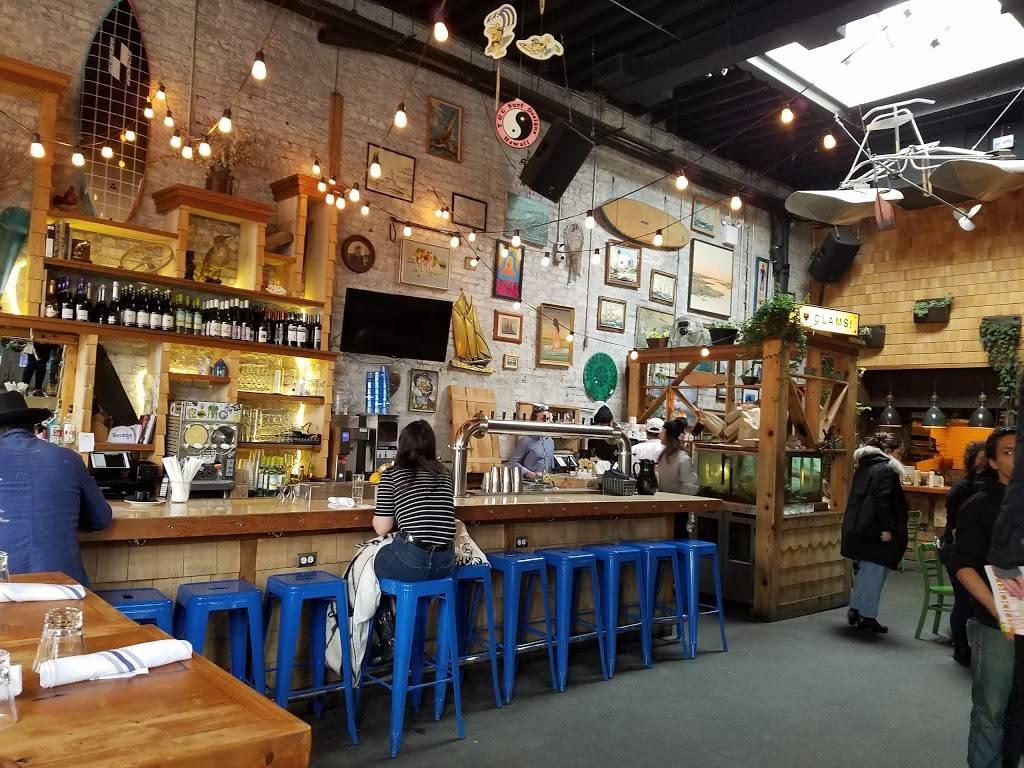 Sea Wolf | restaurant | 19 Wyckoff Ave, Brooklyn, NY 11237, USA | 7183663272 OR +1 718-366-3272