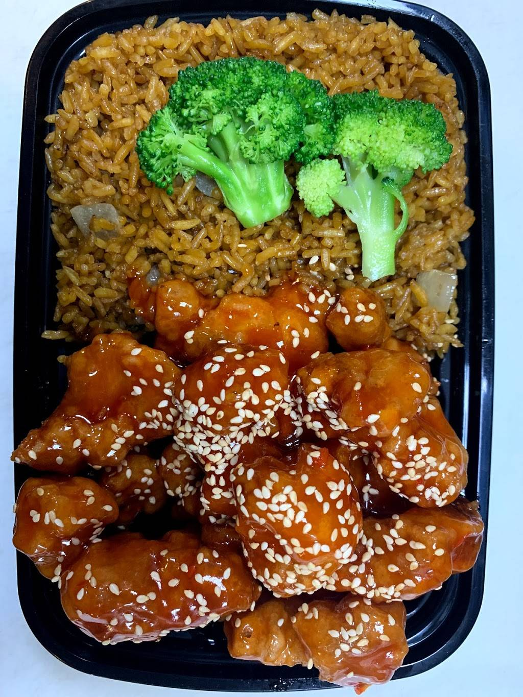 Double Dragon Chinese Restaurant 22929 Broadway Ave Cleveland Oh 44146 Usa