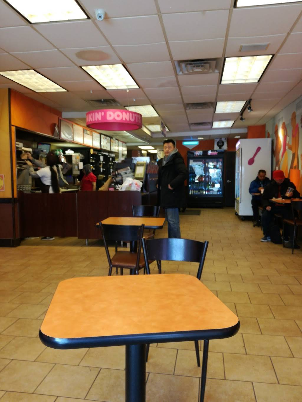 Dunkin Donuts | cafe | 1834 College Point Blvd, College Point, NY 11356, USA | 7185390016 OR +1 718-539-0016
