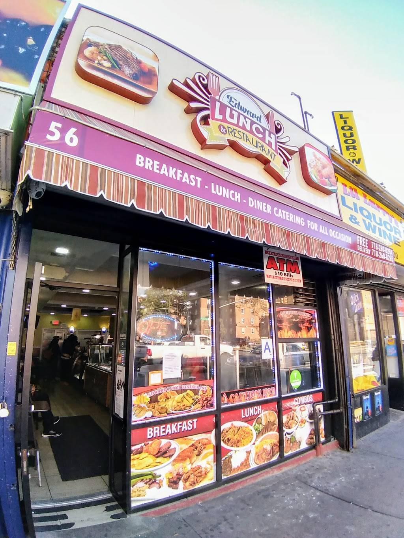 Edward   restaurant   56 Lorraine St, Brooklyn, NY 11231, USA   7182608284 OR +1 718-260-8284