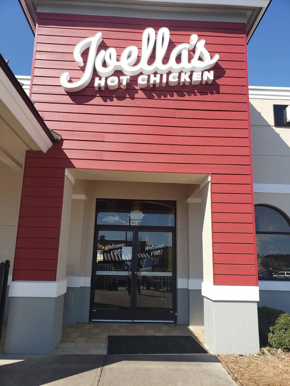 Joella S Hot Chicken Restaurant 2955 Cobb Pkwy Se 910