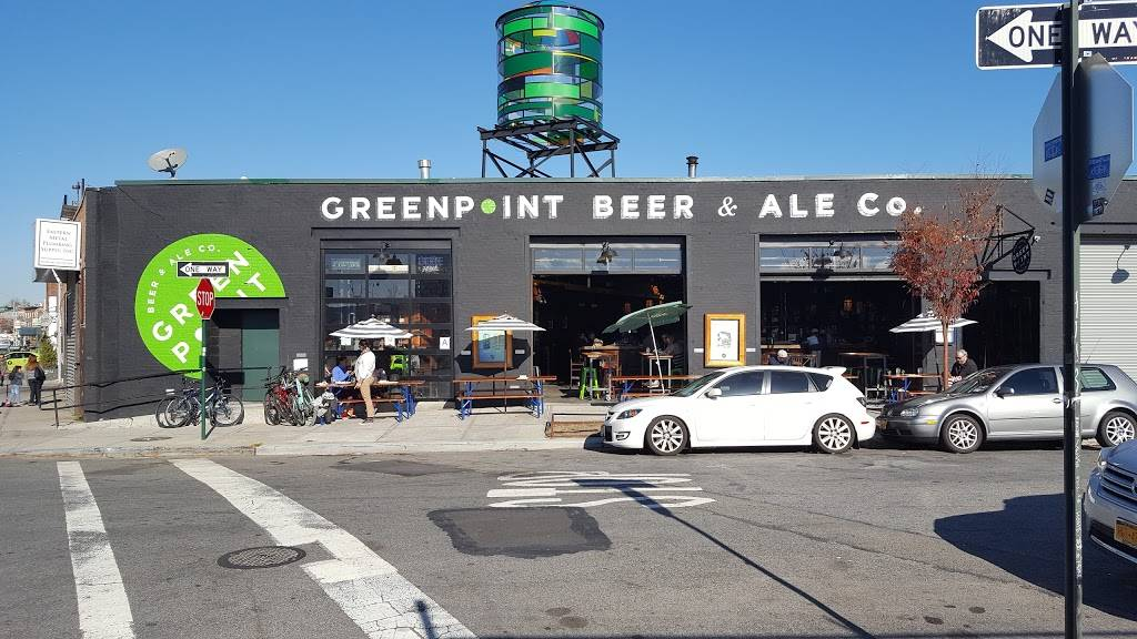 Greenpoint Beer and Ale | restaurant | 7 N 15th St, Brooklyn, NY 11222, USA