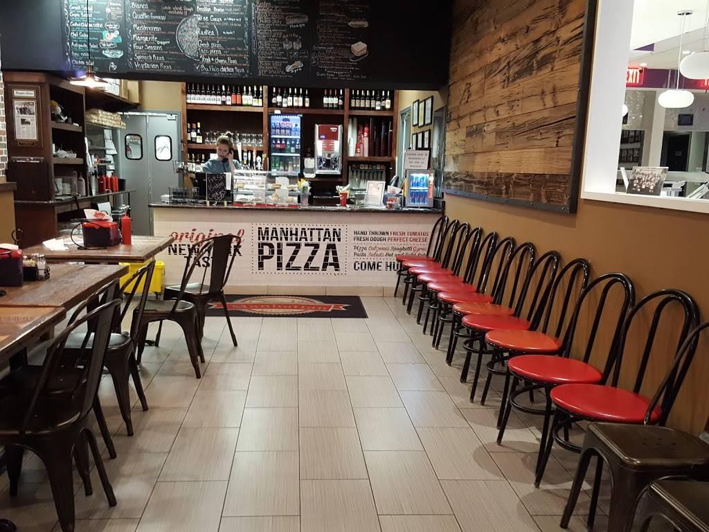 Manhattan Pizza | meal takeaway | 43930 Farmwell Hunt Plaza #108, Ashburn, VA 20147, USA | 7038581388 OR +1 703-858-1388