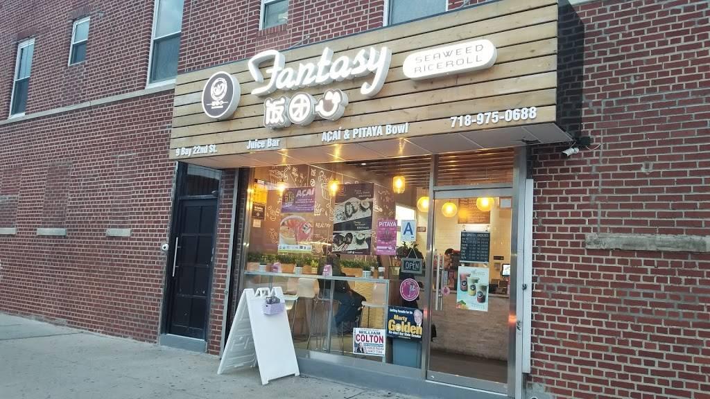 Fantasy Seaweed Riceroll   restaurant   9, Bay 22nd St, Brooklyn, NY 11214, USA   7189750688 OR +1 718-975-0688