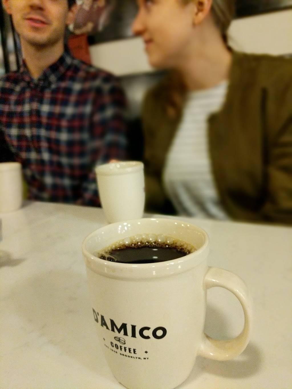 DAmico Coffee | cafe | 309 Court St, Brooklyn, NY 11231, USA | 7188755403 OR +1 718-875-5403