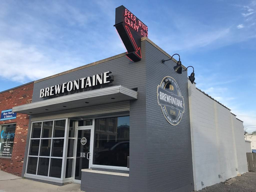 Brewfontaine | restaurant | 211 S Main St, Bellefontaine, OH 43311, USA | 9374049128 OR +1 937-404-9128