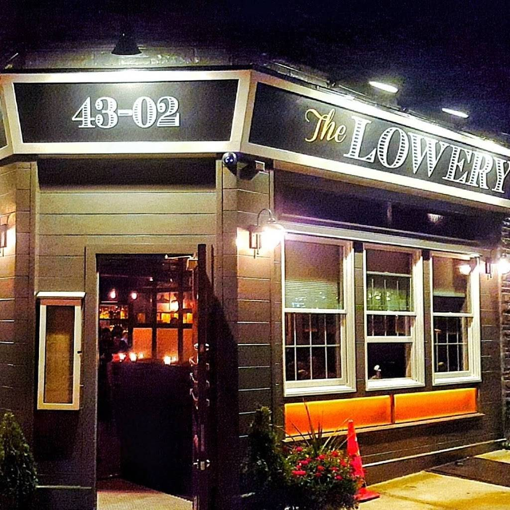 The Lowery Bar & Kitchen | restaurant | 43-02 43rd Ave, Sunnyside, NY 11104, USA | 9292080054 OR +1 929-208-0054