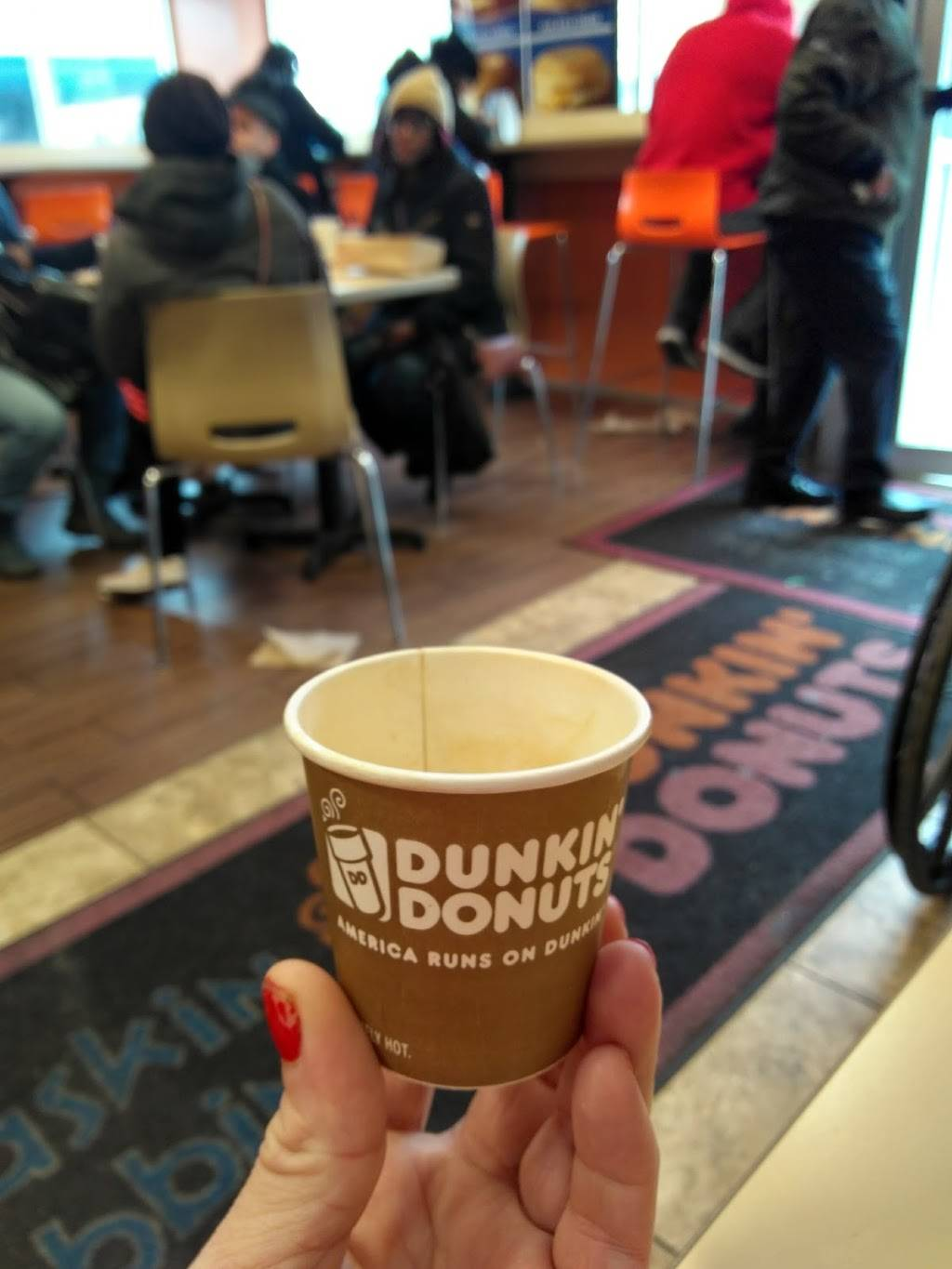 Dunkin Donuts | cafe | 13 Graham Ave, Brooklyn, NY 11206, USA | 7183886845 OR +1 718-388-6845