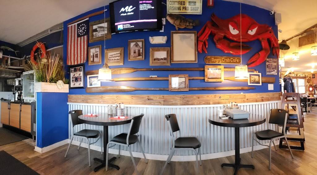 The red eyed crab | restaurant | 977 Main St, Port Norris, NJ 08349, USA | 8564213438 OR +1 856-421-3438