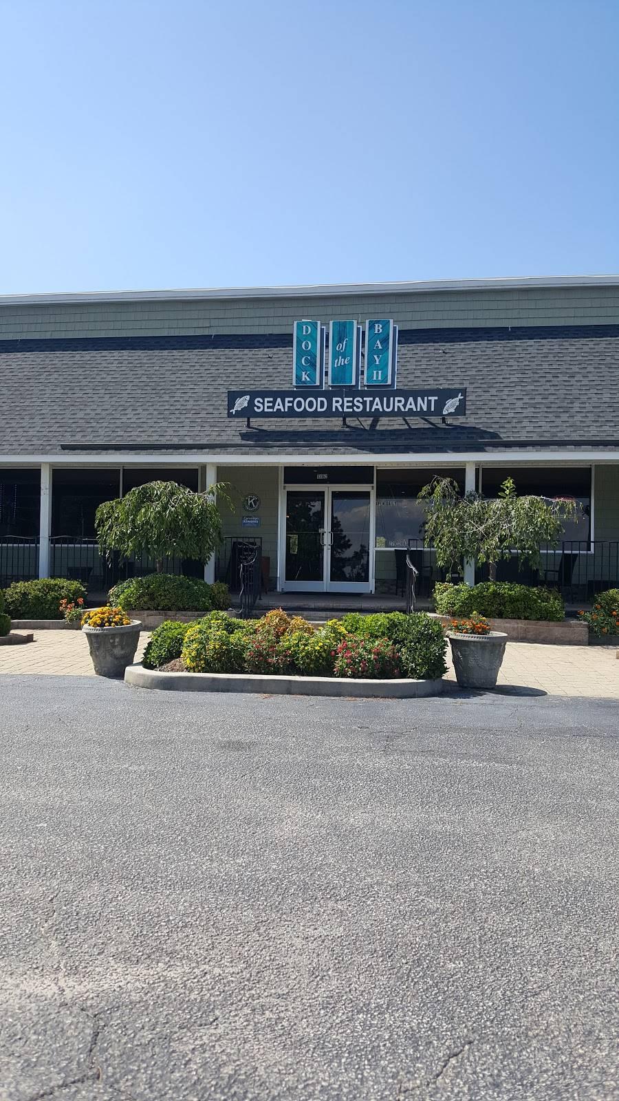 Dock of the Bay II | restaurant | 13162 Carrollton Blvd, Carrollton, VA 23314, USA | 7572792083 OR +1 757-279-2083