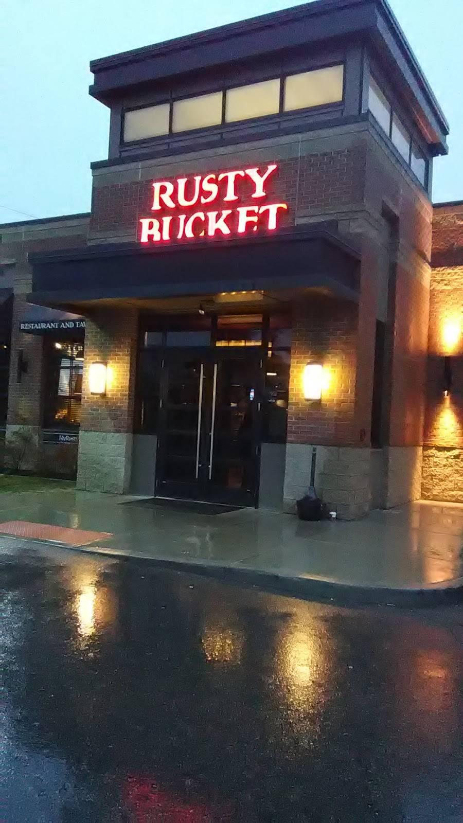 Rusty Bucket Restaurant And Tavern 30450 Telegraph Rd Bingham Farms Mi 48025 Usa