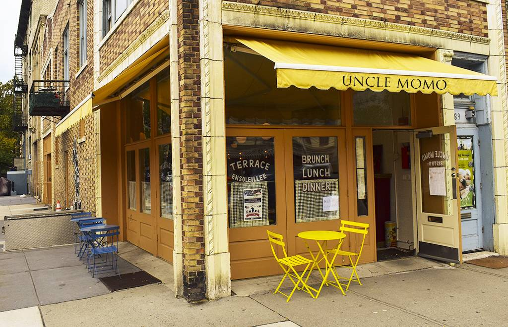 Uncle Momo | restaurant | 289 Grove St, Jersey City, NJ 07302, USA | 2013603914 OR +1 201-360-3914