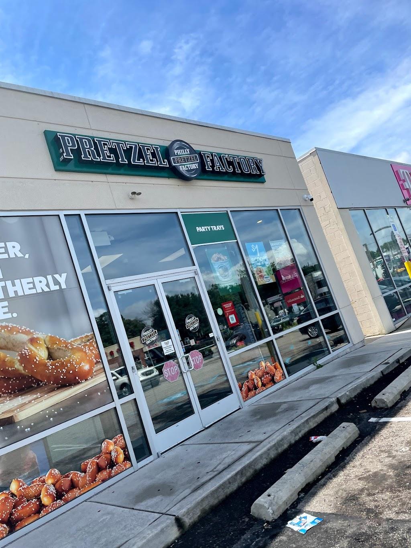 Philly Pretzel Factory | bakery | 5024 City Ave, Philadelphia, PA 19131, USA | 2158772200 OR +1 215-877-2200
