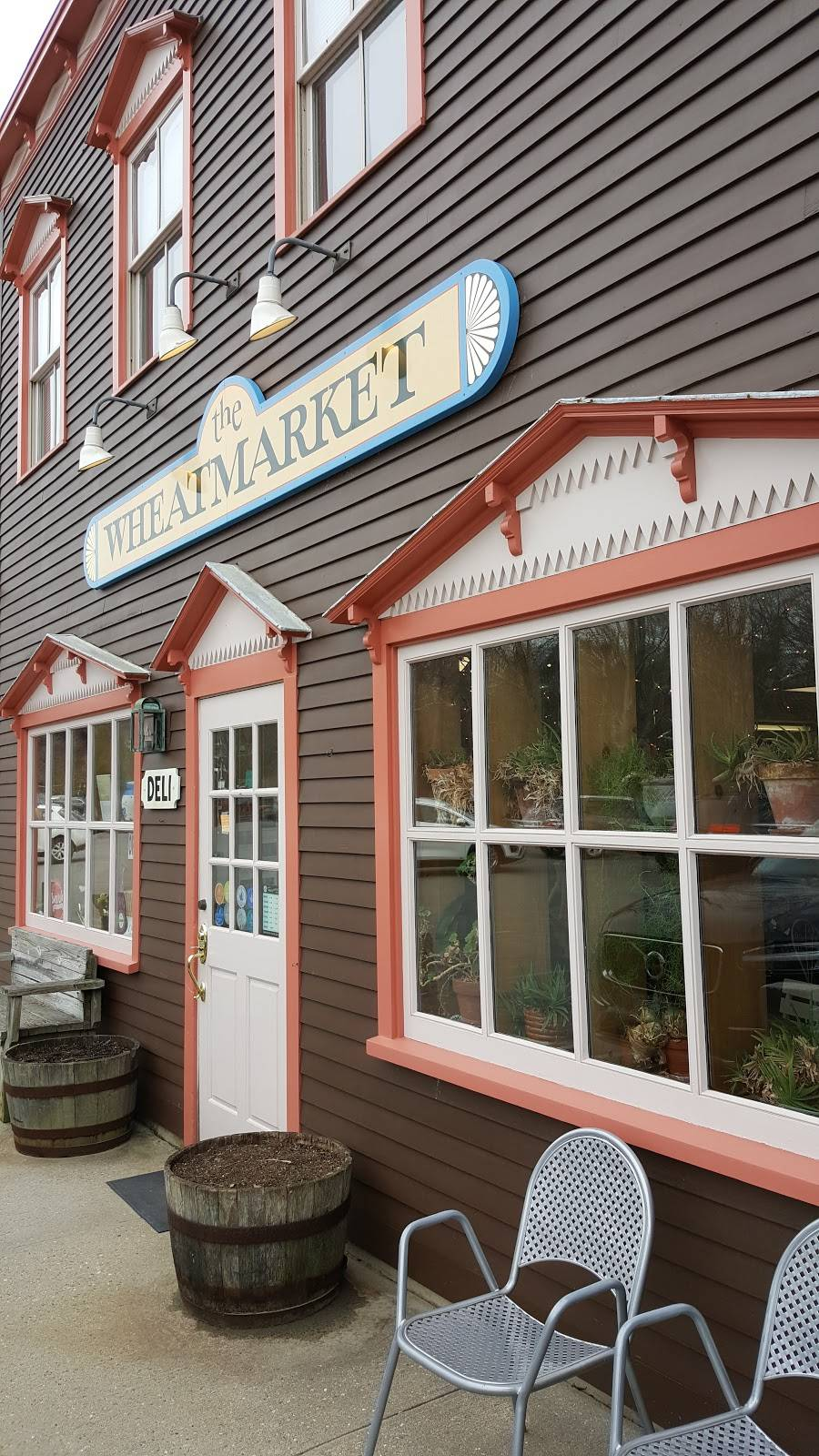 The Wheatmarket | meal takeaway | 4 Water St, Chester, CT 06412, USA | 8605269347 OR +1 860-526-9347