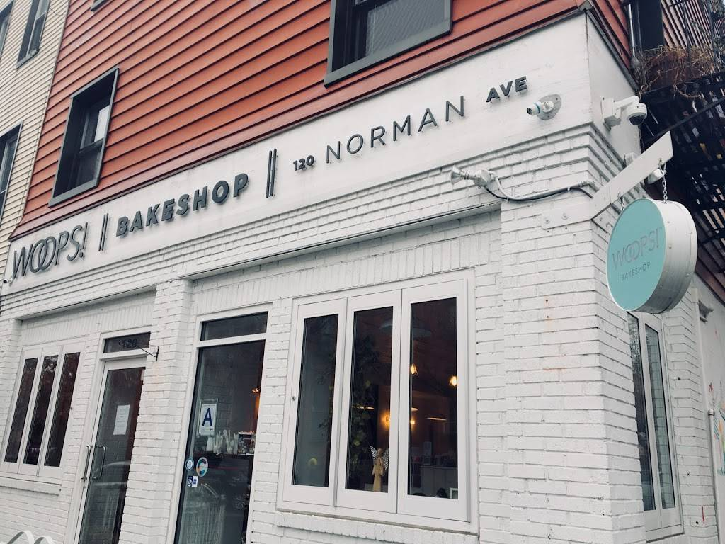 Woops! | bakery | 120 Norman Ave, Brooklyn, NY 11222, USA | 7183839667 OR +1 718-383-9667