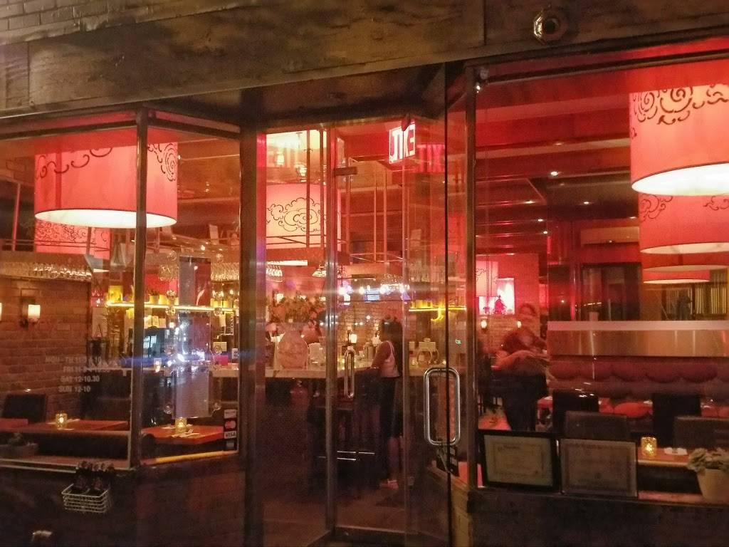 Sky Thai | restaurant | 62 Morris St, Jersey City, NJ 07302, USA | 2013334311 OR +1 201-333-4311