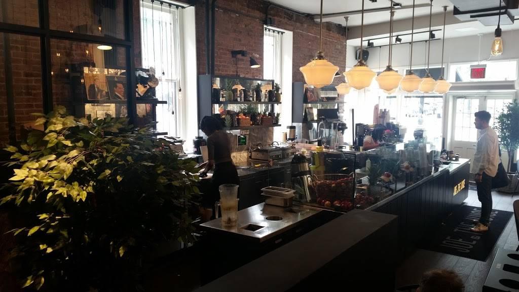 JOE & THE JUICE | cafe | 549 Hudson St, New York, NY 10014, USA