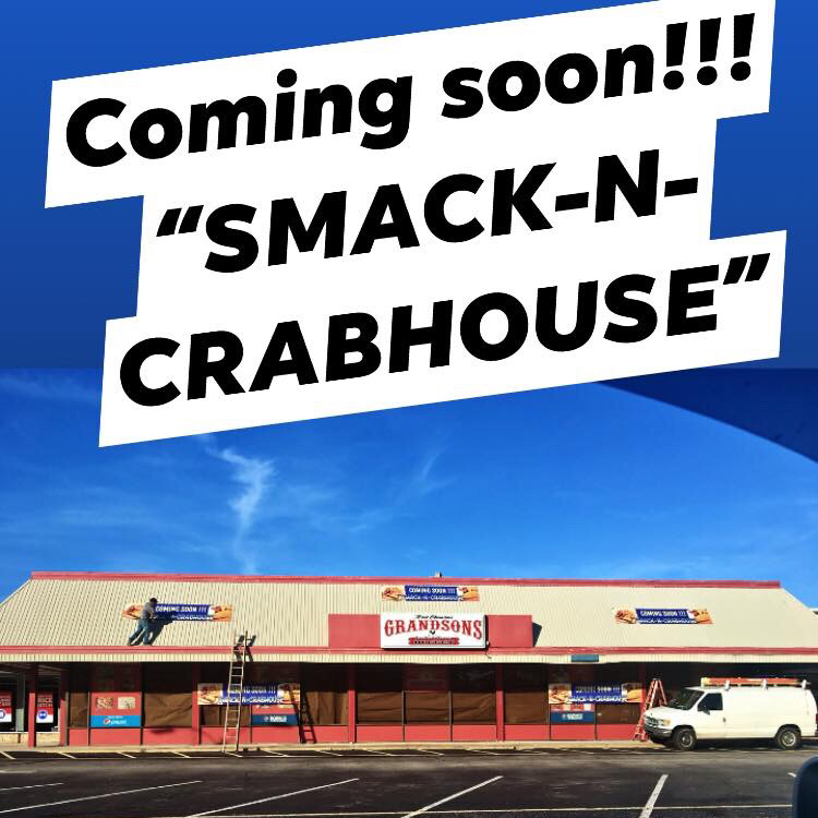 SMACK-N-CRABHOUSE   restaurant   1008 W Cumberland St, Dunn, NC 28334, USA   9103041275 OR +1 910-304-1275