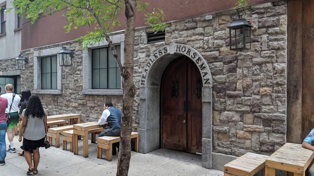 The Headless Horseman | restaurant | 119 E 15th St, New York, NY 10003, USA | 2127775101 OR +1 212-777-5101