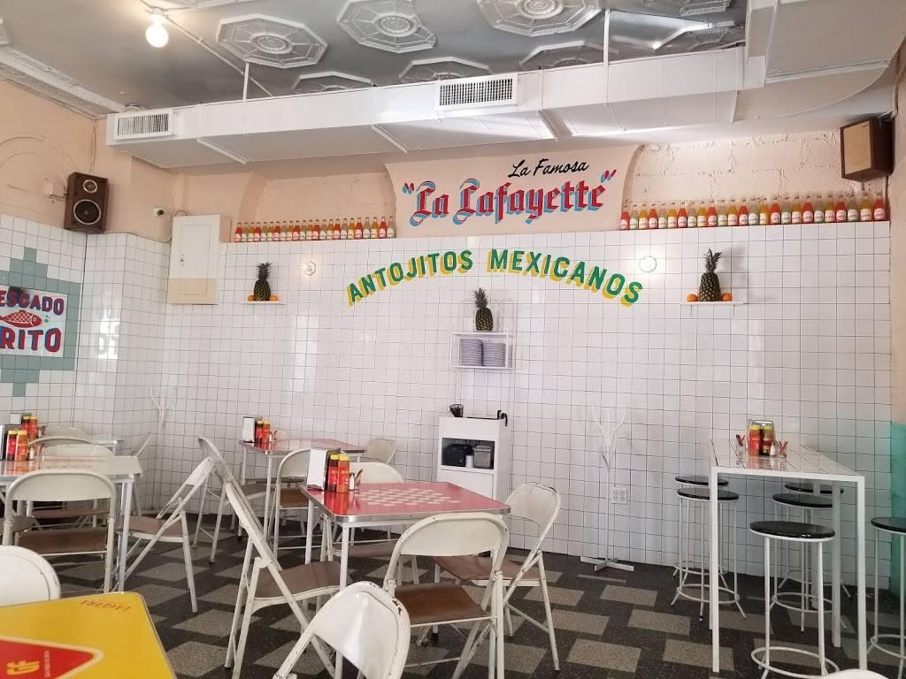 Tacombi   restaurant   25 Lafayette Ave, Brooklyn, NY 11217, USA   3472940647 OR +1 347-294-0647