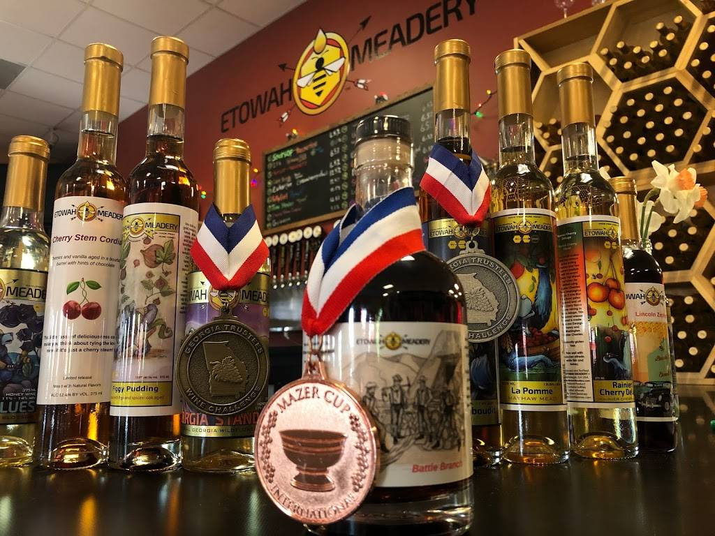 Etowah Meadery & The Dahlonega Brewery & Three Rangers Brewing C | restaurant | 3003 Morrison Moore Pkwy E, Dahlonega, GA 30533, USA | 7068646323 OR +1 706-864-6323