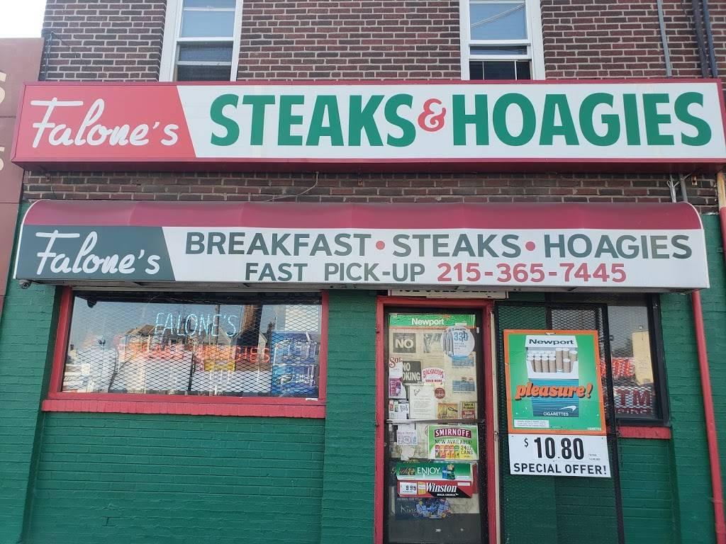 Falones Glenolden (Steaks, Hoagies, Wings, Pizza, & Craft Beer) | meal takeaway | 49 N Chester Pike, Glenolden, PA 19036, USA | 6105837744 OR +1 610-583-7744