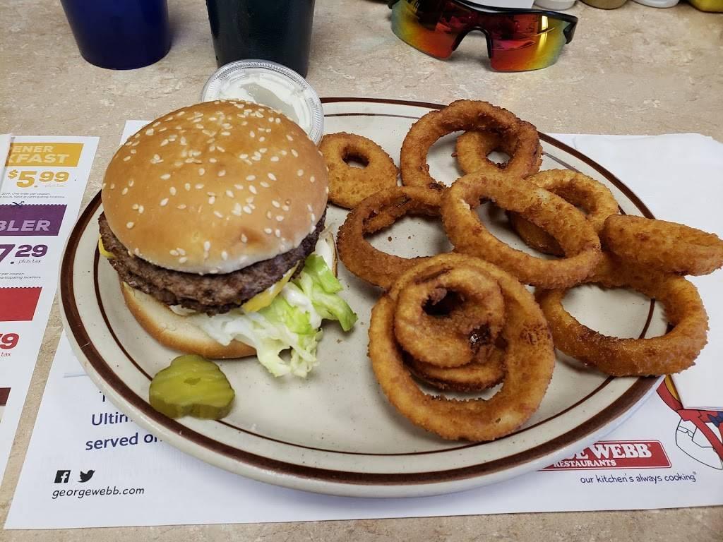 George Webb Restaurant | restaurant | 1481 E Sumner St, Hartford, WI 53027, USA | 2626733412 OR +1 262-673-3412