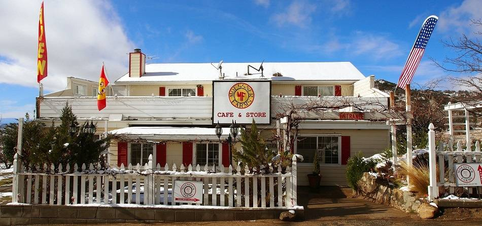 Moessner Farm Cafe & Store | restaurant | 25000 Bear Valley Rd, Tehachapi, CA 93561, USA | 6618210924 OR +1 661-821-0924