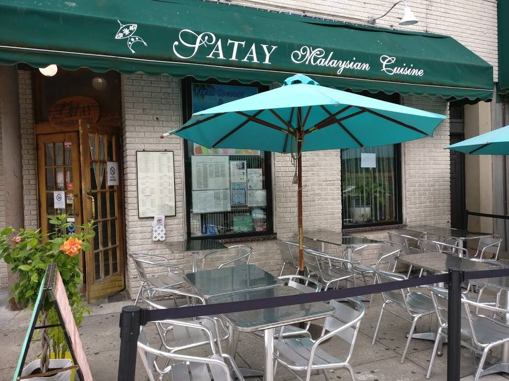 Satay Malaysian Cuisine | meal takeaway | 99 Washington St, Hoboken, NJ 07030, USA | 2013868688 OR +1 201-386-8688