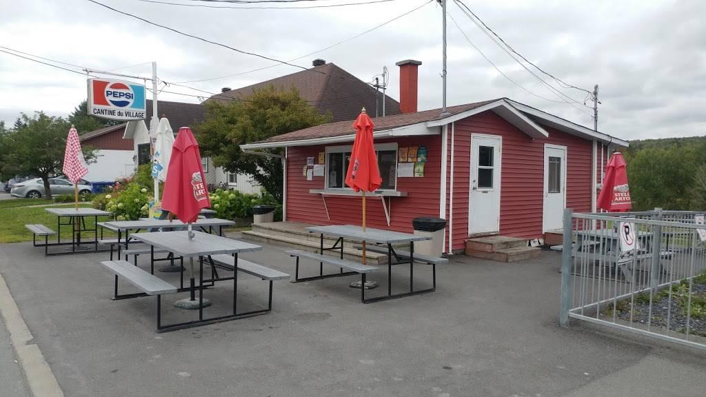 Cantine Du Village - Restaurant | 99 1re Avenue S, Saint-Gédéon-de ...