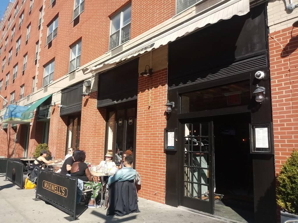 Maxwells | restaurant | 1325 5th Ave, New York, NY 10029, USA | 6466570993 OR +1 646-657-0993