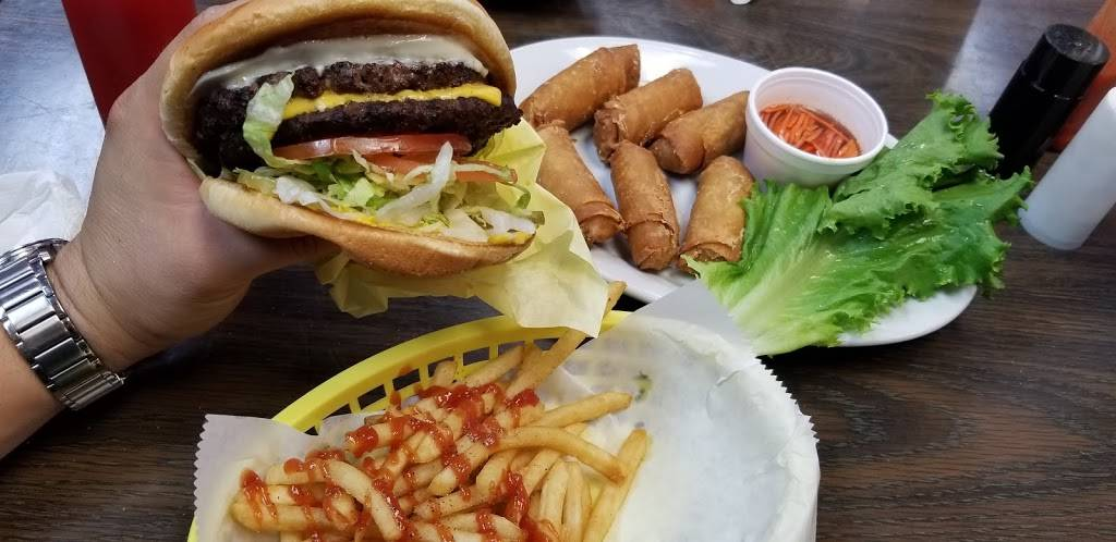 Red Top Texas Style Burgers | restaurant | 402 W Edgewood Dr, Friendswood, TX 77546, USA | 2814823368 OR +1 281-482-3368
