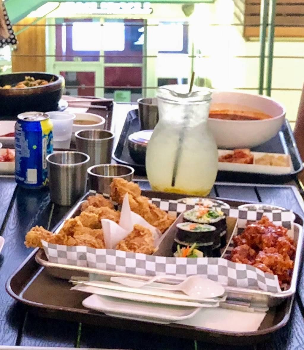Robot Kimbap | restaurant | 5503014020, Los Angeles, CA 90020, USA