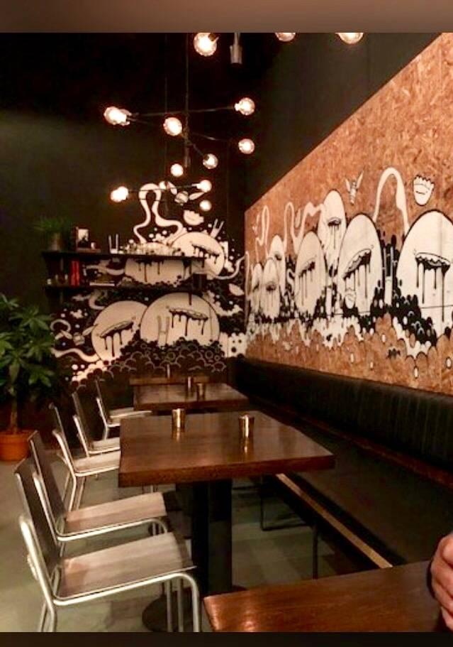 OZI   restaurant   19 Bogart St unit 1, Brooklyn, NY 11206, USA   7189136316 OR +1 718-913-6316