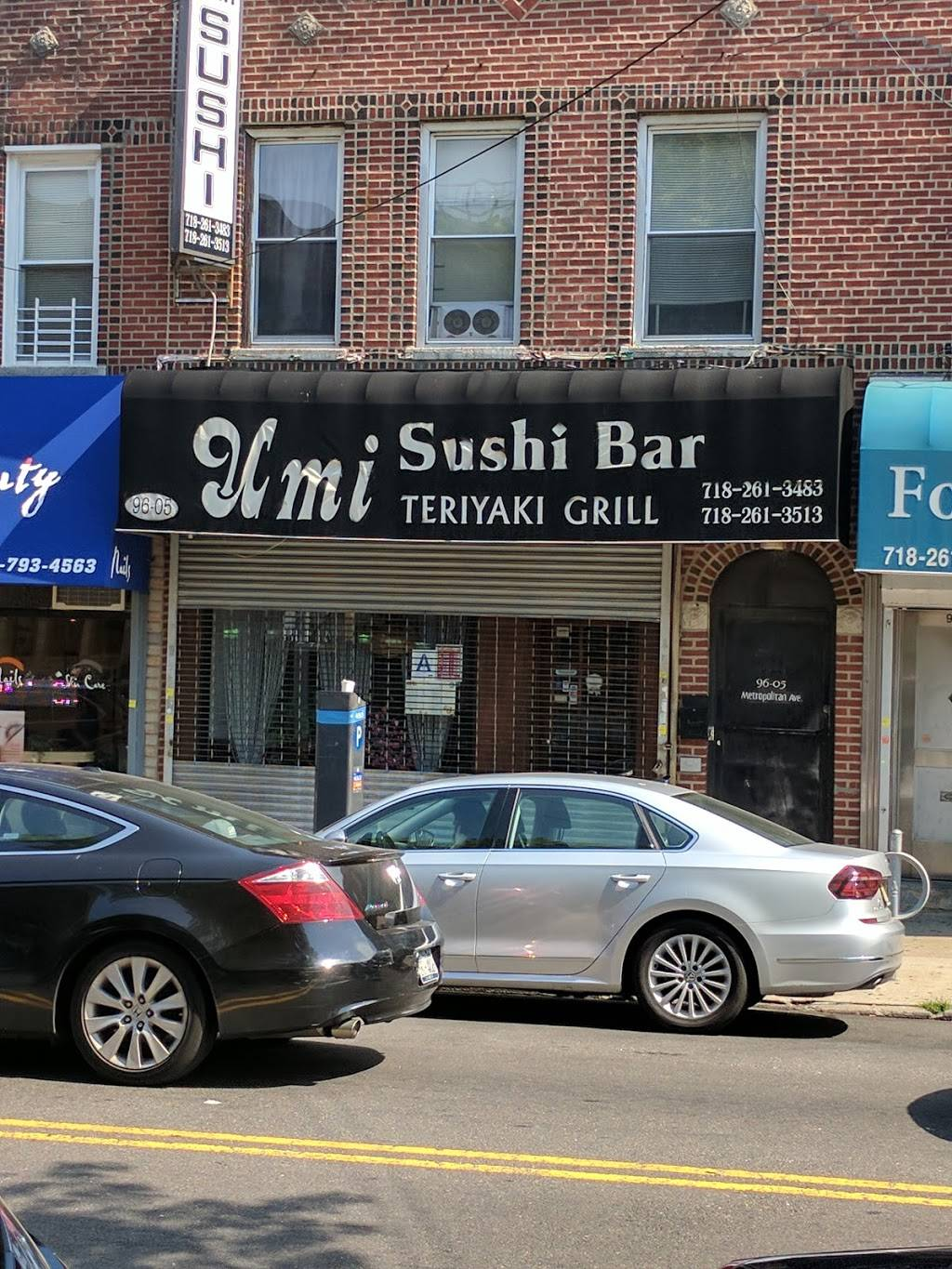 Umi | restaurant | 96-05 Metropolitan Ave, Forest Hills, NY 11375, USA | 7182613483 OR +1 718-261-3483