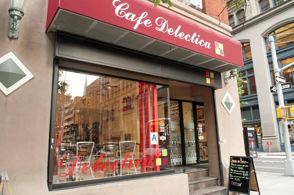 Delectica | cafe | 564 3rd Ave, New York, NY 10016, USA | 2129861616 OR +1 212-986-1616
