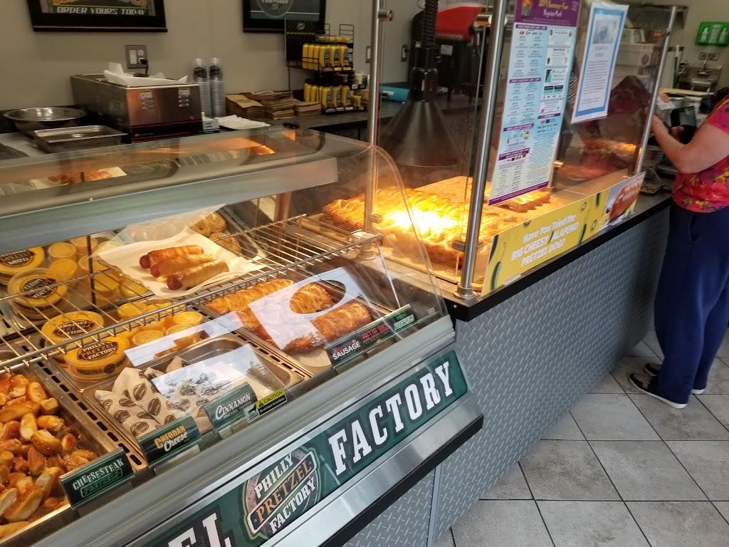 Philly Pretzel Factory | bakery | 412 E Bay Ave, Manahawkin, NJ 08050, USA | 6094890009 OR +1 609-489-0009